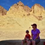 Paus i Golden Canyon
